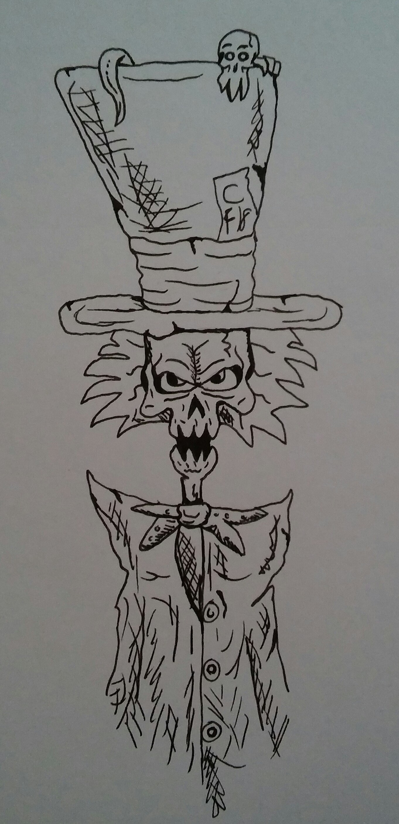 Corpse hatter